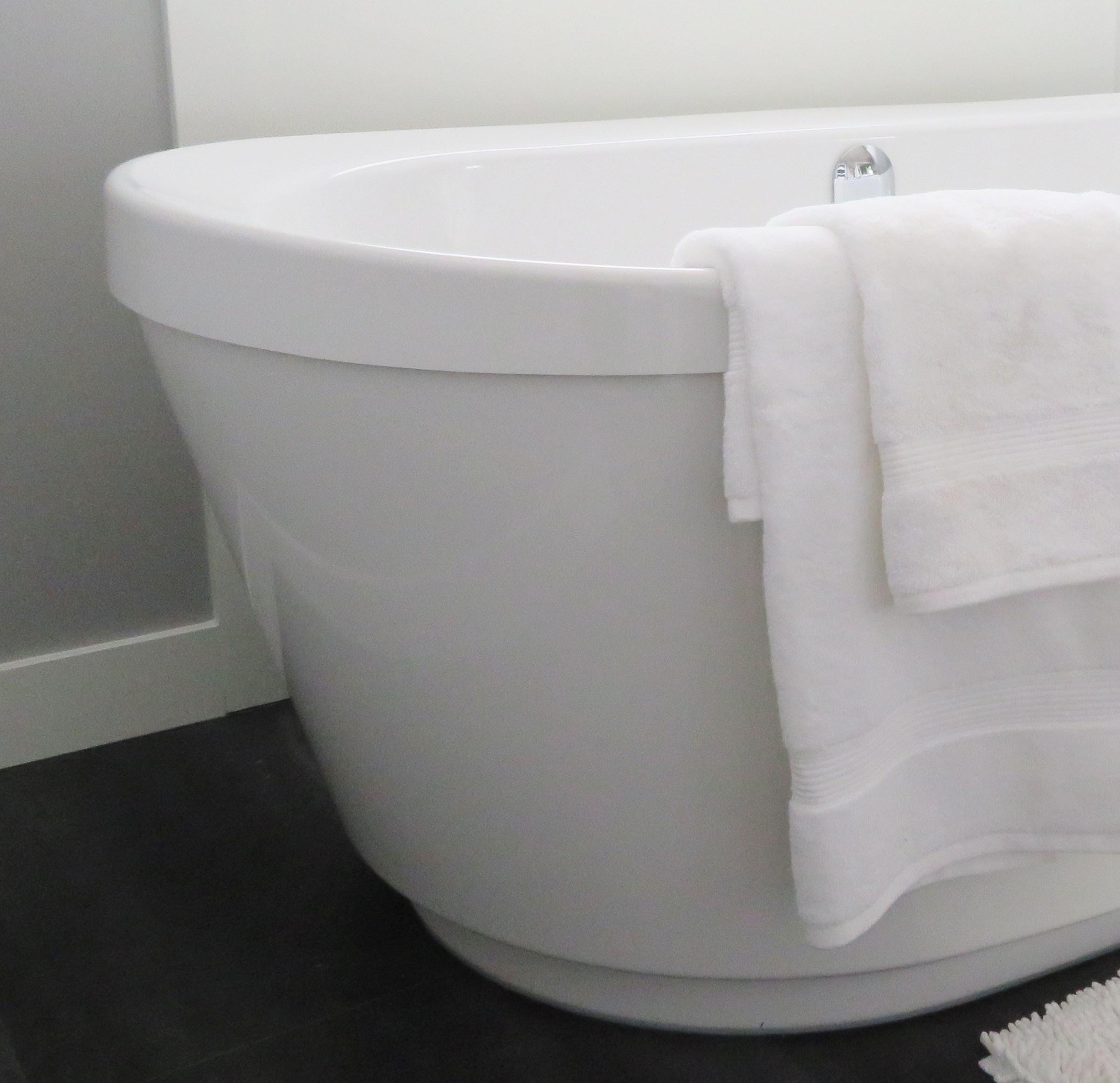 Kylpyammeen uusi elämä